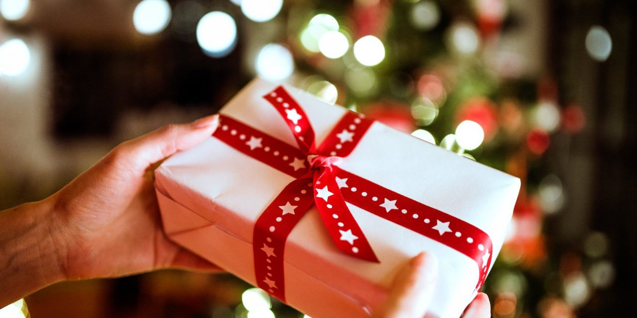 This Christmas. . . Unwrap Gratitude, Unwrap Love