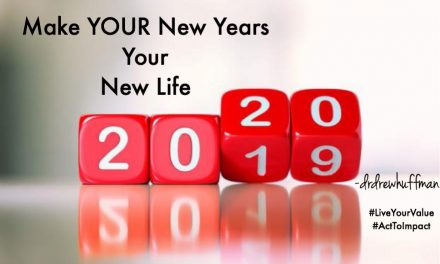 How to make your New Year the start of your New Life